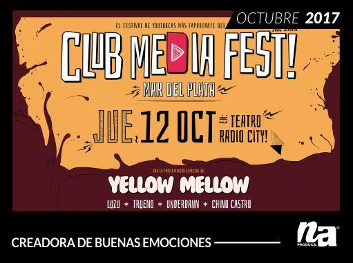 Club Media Fest!
