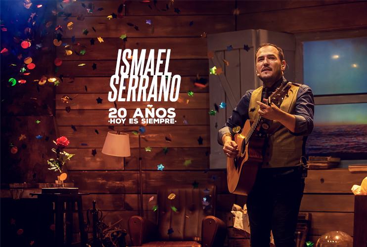 """Ismael Serrano regresa a Mar del Plata con su más reciente disco """"20 años. Hoy es siempre"""""""