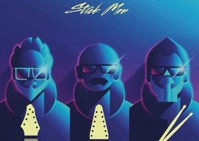 Stick Men+David Cross                            30 de agosto en Teatriz.