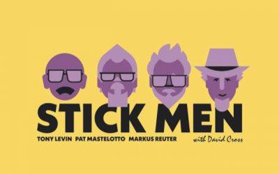 Ya están a la venta las entradas para Stick Men+David Cross en Mar del Plata