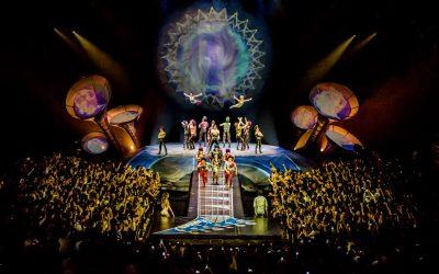¡Cirque du Soleil suma una nueva función en Mar del Plata!